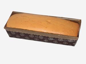 Puszyste ciasto biszkoptowo – tłuszczowe o wilgotnym miękiszu i maślanym aromacie.